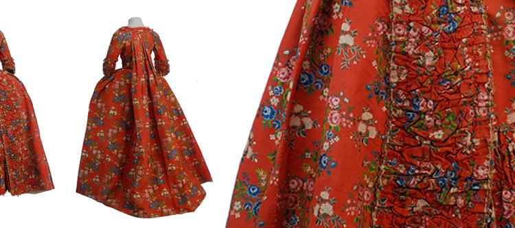 Coquetería del vestir femenino en el siglo XVIII