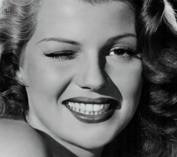 Rita Hayworth: La musa estadounidense de los años 40