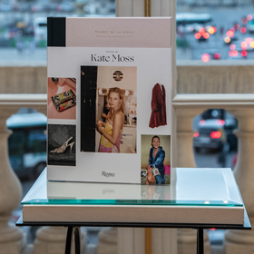 Musings on Fashion and Style: Museo de la Moda Edited by Kate Moss, Preface by Jorge Yarur Bascuñán