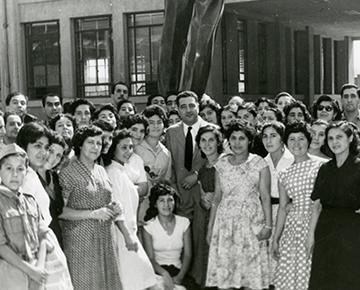 Homenaje a Jorge Yarur Banna a 30 años de su fallecimiento