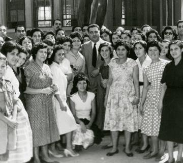 Homenaje a Jorge Yarur Banna