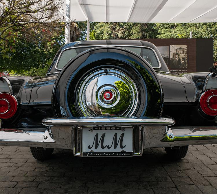 Autos Clásicos se exhibieron en homenaje a Jorge Yarur Banna
